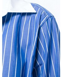 Maison Margiela Loose Fit Striped Shirt