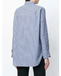 Woolrich Loose Striped Shirt