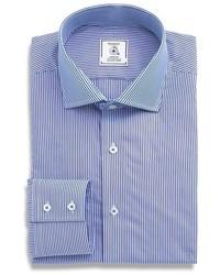 Regular fit stripe dress shirt medium 1138571