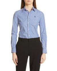 Polo Ralph Lauren Slim Chambray Shirt