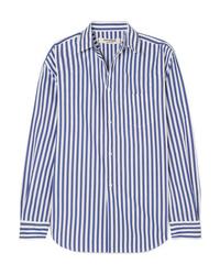 Junya Watanabe Striped Poplin Shirt