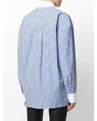 Alexandre Vauthier Striped Shirt