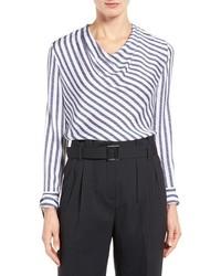 Classiques entier stretch silk cowl neck blouse medium 1211038