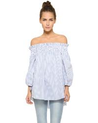 Lou off the shoulder blouse medium 566262