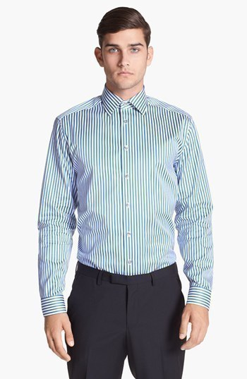 Paul Smith London Stripe Cotton Shirt