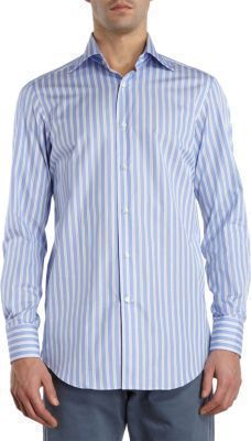 Fairfax Striped Dress Shirt