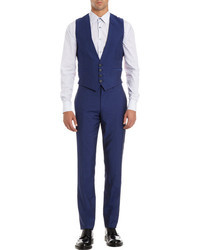 Paul Smith Kensington Waistcoat With Faux Shawl Collar