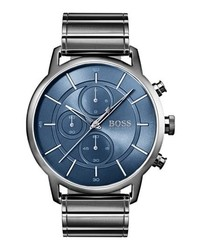 BOSS Architectural Chronograph Bracelet Watch