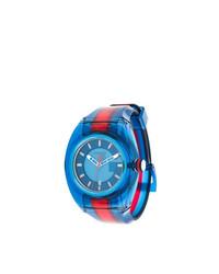 Gucci Gg Web Sync Watch