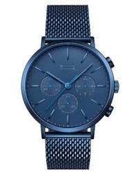 Griffith mesh strap watch 43mm medium 3991647