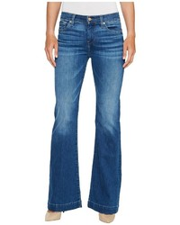7 For All Mankind Dojo Jeans In Bella Heritage Jeans