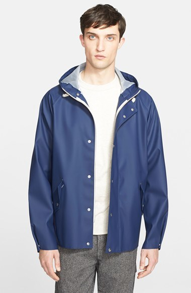 Norse Projects Anker Classic Waterproof Rain Jacket | Where to buy ...