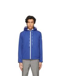Moncler Blue Carles Jacket