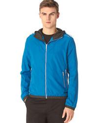 Calvin Klein Colorblock Zip Windbreaker