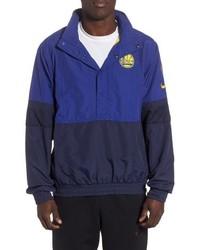 Nike Golden State Warriors Courtside Warm Up Jacket