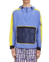 Kenzo Mesh Pocket Hooded Anorak