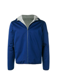 Z Zegna Techmerino Reversible Hooded Jacket