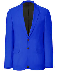 Paul Smith Ps By Wool Blend Blazer