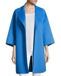 Michael Kors Michl Kors Collection Wool Angora Jacket