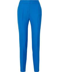 Adonis grain de poudre wool skinny pants azure medium 1152591