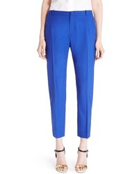 Slim wool pants medium 1063610