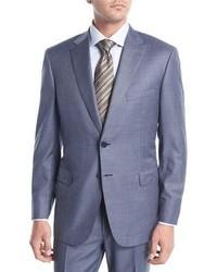 Brioni Super 150s Wool Two Piece Suit