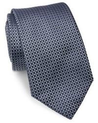 Ralph Lauren Diamond Patterned Woven Silk Tie
