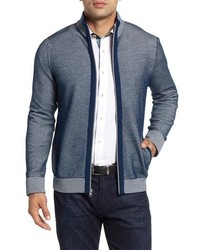 Robert Graham Conboy Classic Fit Zip Sweater