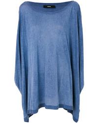 Blusa azul de Diesel