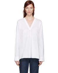 Blusa blanca de Y's