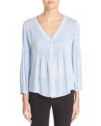 9efce1f8ec Comprar una blusa de manga larga celeste de Nordstrom  elegir blusas ...
