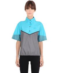 Blusa en turquesa de Nike