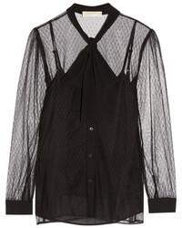 Blusa negra de MICHAEL Michael Kors