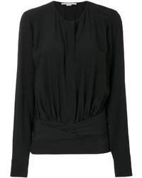 Blusa negra de Stella McCartney