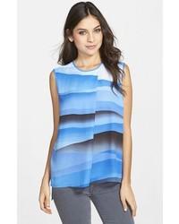 71c0947e23 Comprar una blusa sin mangas estampada azul de Nordstrom  elegir ...