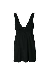 Blusa sin mangas negra de Gentry Portofino