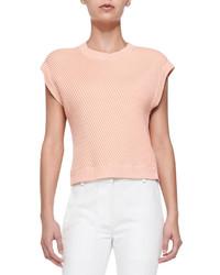 Blusa sin mangas rosada de 3.1 Phillip Lim