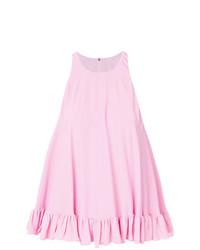 Blusa sin mangas rosada de MSGM