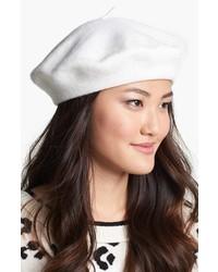 81b257866571f Comprar una boina blanca  elegir boinas blancas más populares de ...