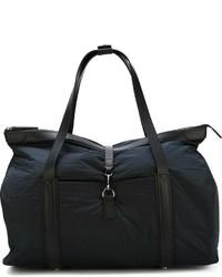 1589f478cec Comprar una bolsa de viaje de lona azul marino  elegir bolsas de ...