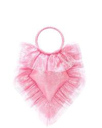 Bolsa tote de lona rosada de The Vampire's Wife
