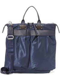 Bolsa tote de nylon azul marino de Rag & Bone