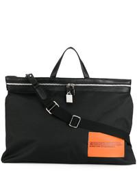 Bolsa tote negra de Calvin Klein