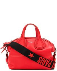 Bolsa tote roja de Givenchy