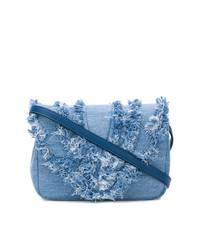 Bolso Bandolera Azul de Elena Ghisellini