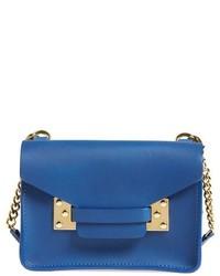 Bolso Bandolera Azul de Sophie Hulme