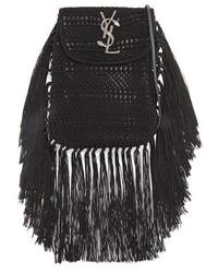 Flecos Comprar Сon Bandolera Bolso Un Elegir Crochet Negro De Yfwfa4qx