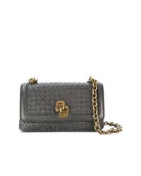 e18fa9bc5 Comprar un bolso bandolera de cuero en gris oscuro: elegir bolsos ...