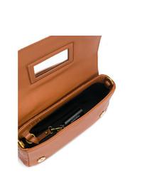 Bolso bandolera de cuero marrón de Jerome Dreyfuss