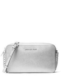e5271c5b2 Comprar un bolso bandolera plateado MICHAEL Michael Kors | Moda para ...